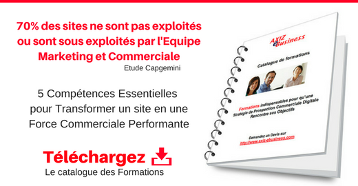 Télécharger le catalogue des formations AXIZ eBusiness